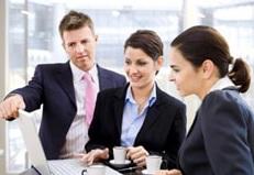 company executive and advisory team
